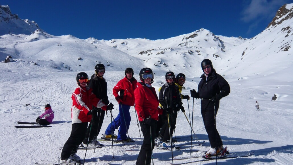 Easter Skiing in Verbier
