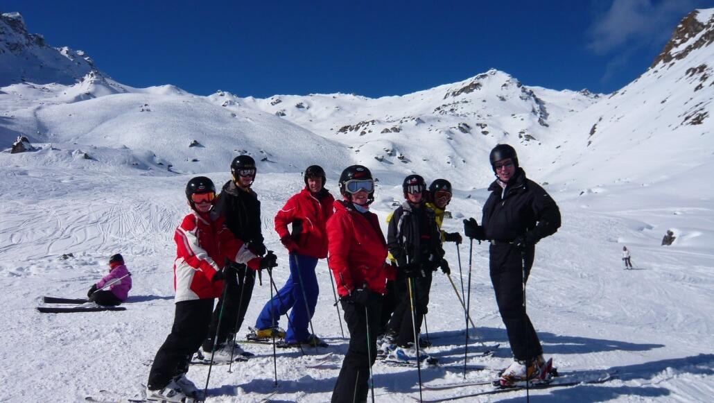 Easter Skiing in Verbier