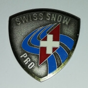 Highest Level Swiss Ski Instructor Badge