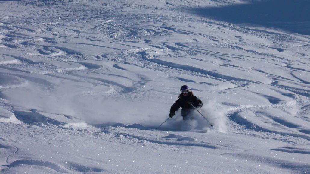 Verbier Off Piste Skiing