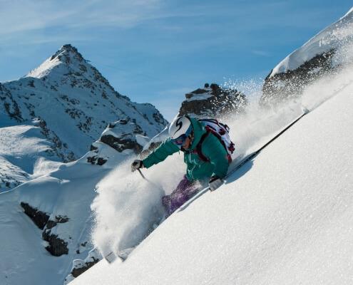 Roddy Willis Verbier Ski instructor