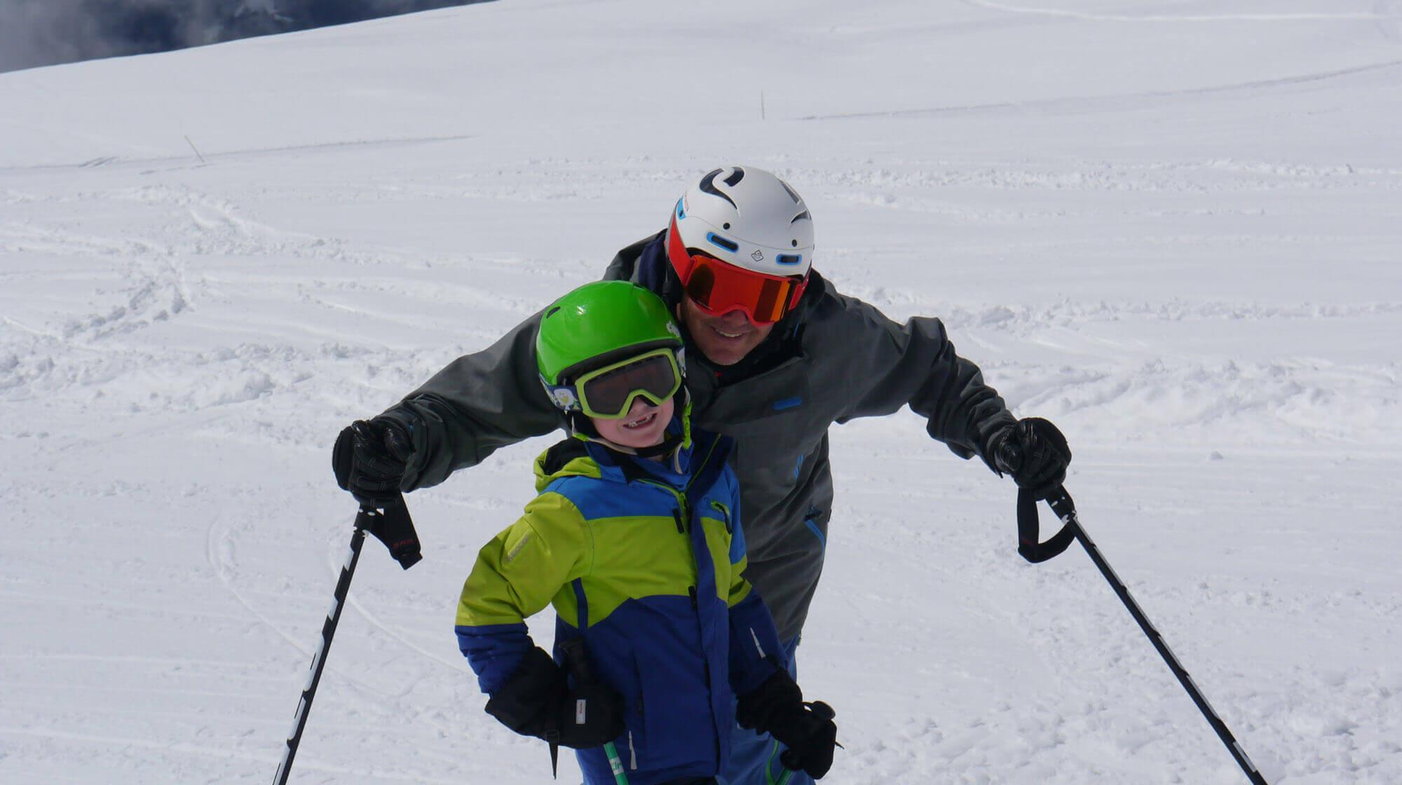 Roddy Willis Beginner Ski Lessons