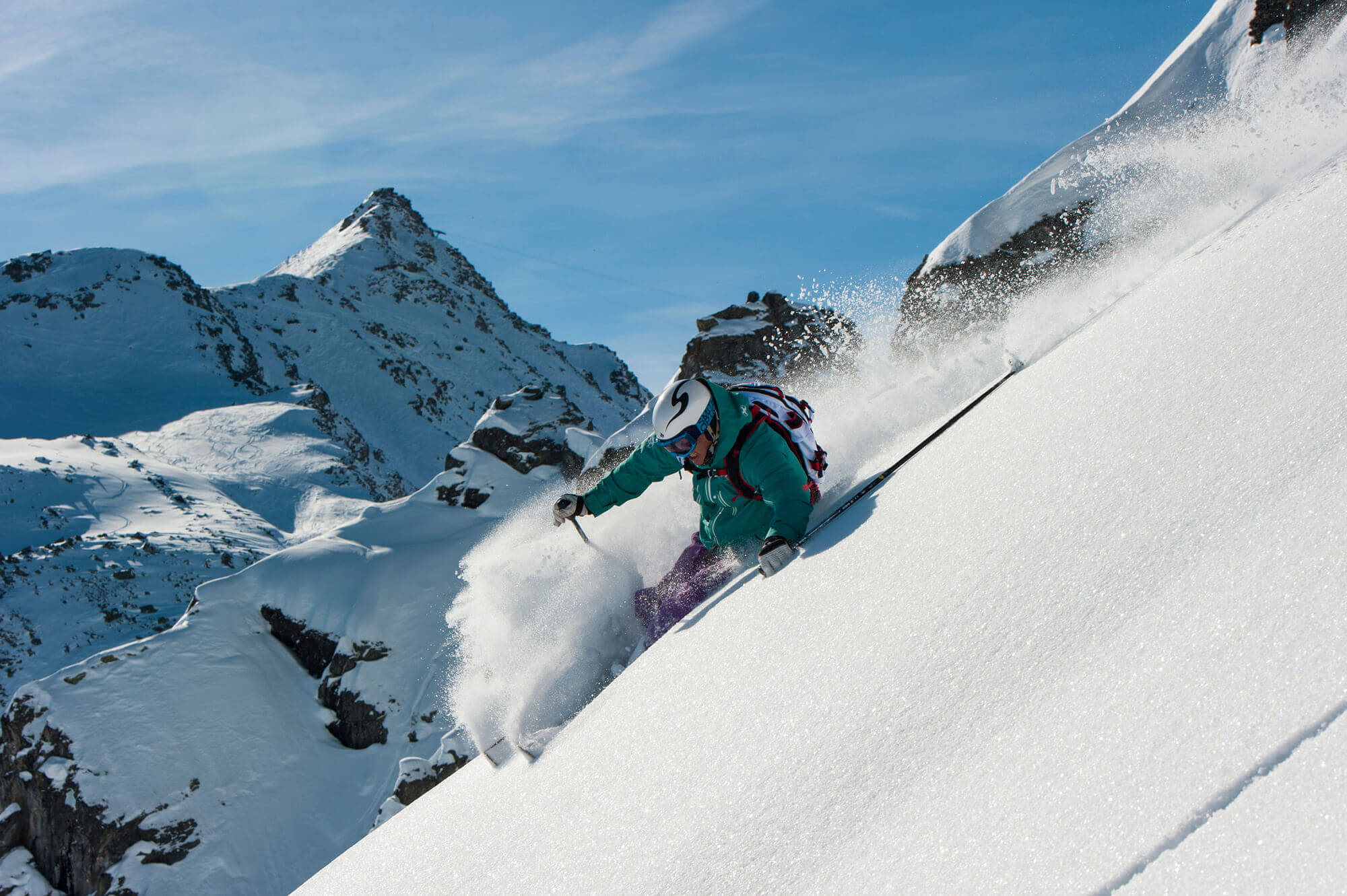 Verbier Ski School Instructor