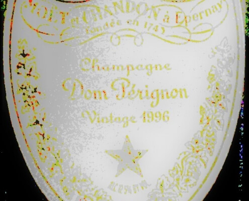 Mixing Champagne and Powder Snow