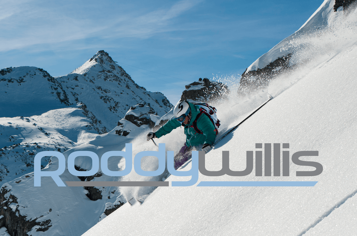 Verbier Ski Instructor Roddy Willis