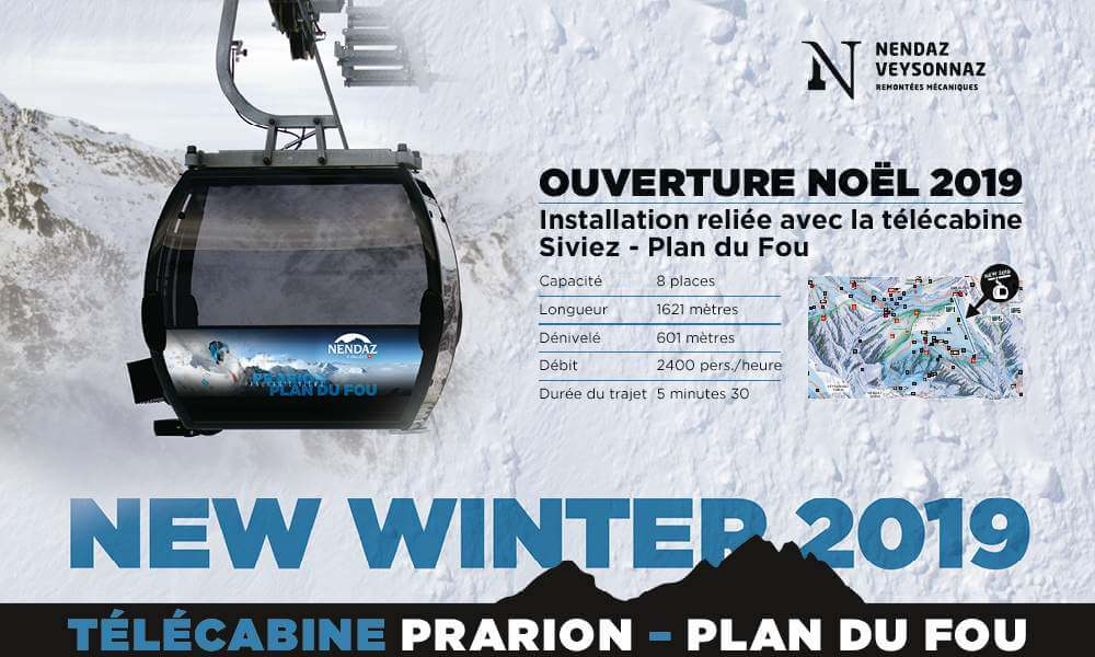 New In Verbier Winter 19-20
